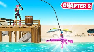FISHING For Your LOOT In FORTNITE! (Chapter 2)
