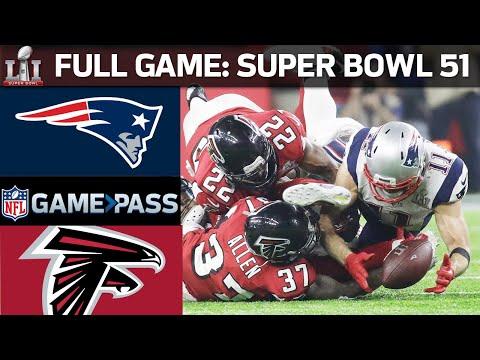 Super Bowl 51 FULL GAME: New England Patriots vs. Atlanta Falcons