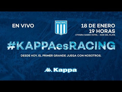 Presentación Oficial Camiseta Racing