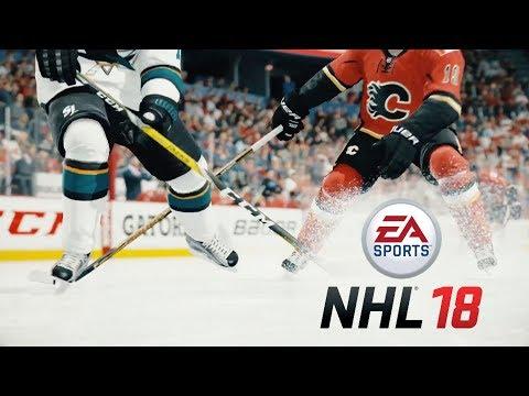 NHL 18 - Gameplay Trailer