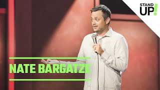 Comedian Nate Bargatze Is Cool With Fighting McDonald's Employees