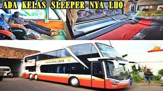Video INIKAH BUS MALAM TERNYAMAN DI PULAU JAWA ?? Harapan Jaya Double Deckker MP3, 3GP, MP4, WEBM, AVI, FLV September 2017