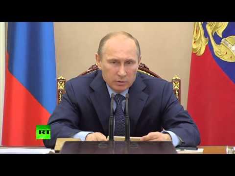 Обама спросил у Путина про Стрелкова.