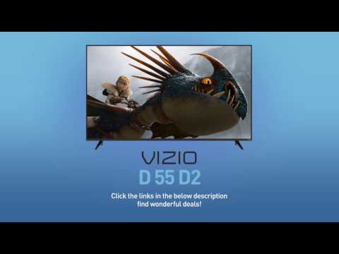 "All-New 2016 VIZIO D55-D2 D-Series 55"" Class Full‑Array LED Smart TV // Full Specs Review  #VIZIO"
