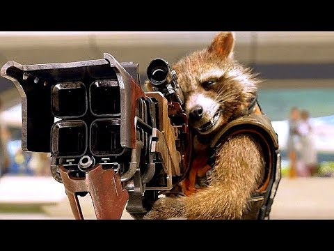 Guardians of the Galaxy - First Meeting Scene - Movie CLIP HD [1080p]