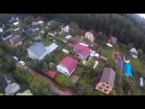 Moscow Oblast Drone Video