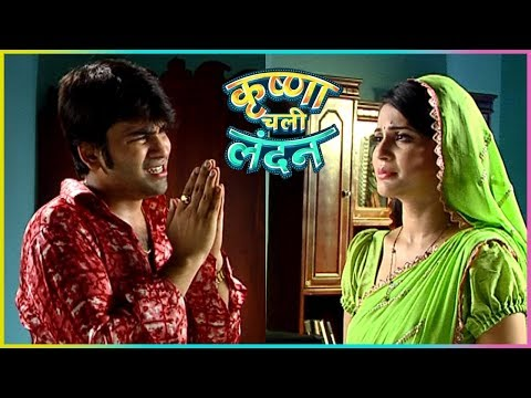 Saajan EMOTIONAL For Raadhe | BLAMES Krishna | Kri