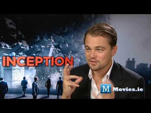 moviesireland - Go behind the scenes of INCEPTION with Leonardo Dicaprio in this interview by Paul Byrne for http://www.Movies.ie In this interview Leo talks about Christoph...