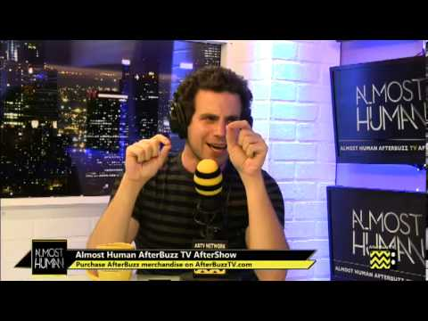 """Almost Human After Show Season 1 Episode 3 """"Are You Receiving?"""" 