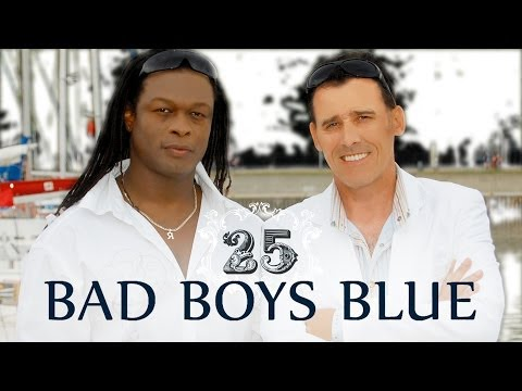 Bad Boys Blue ?– 25 (The 25th Anniversary Album) – CD 1