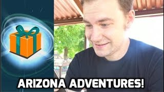 Pokemon GO is one year old today, and to celebrate, I decided to throw back a little bit. Back to Arizona!MORE:Watch yesterday's video:Know Your Villains: The Vulture - The Pull List 70https://youtu.be/EC1IAnhjrDMI'm going to be posting a video every weekday in the year of 2017!You can support this endeavor by considering to become a patron!https://www.patreon.com/WhatTravisSaysStalk me.https://www.patreon.com/WhatTravisSayshttp://www.twitter.com/WhatTravisSayshttp://www.fb.com/WhatTravisSayshttps://instagram.com/whattravissaysSnapchat: WhatTravisSays