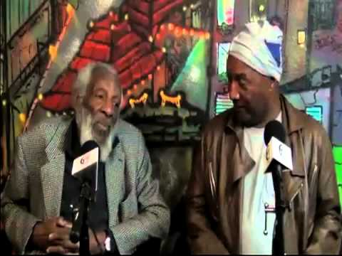 OLM News with Davey D: Comic Legends Dick Gregory & Paul Mooney