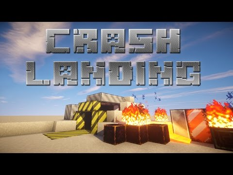 Hqm Ftb Crash Landing скачать карту - фото 8