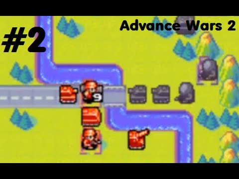 Advance Wars  Walkthrough War Room