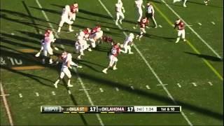 Joseph Randle vs Oklahoma (2012)