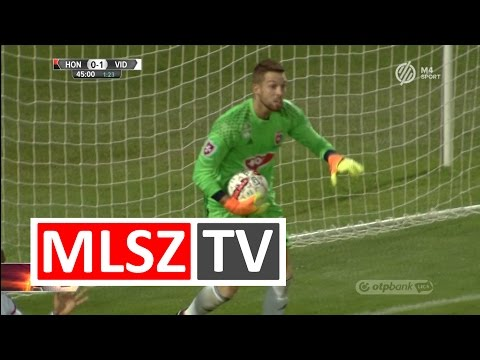 Davide Lanzafame g�lja a Budapest Honv�d - Videoton FC m�rk�z�sen_Legjobb vide�k: Magyarorsz�g