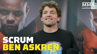 Video Ben Askren Says Conor McGregor Won't Fight Him, Because His Style 'Steals Your Manhood' MP3, 3GP, MP4, WEBM, AVI, FLV Desember 2018