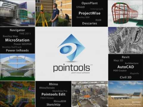 Pointools Software Overview