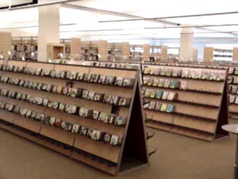 Laramie County Library System - Cheyenne Wyoming - 1st Floor