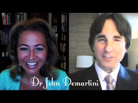 Dr John Demartini – To Embrace the Whole Self
