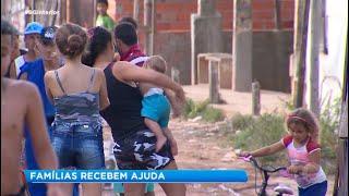 Grupo ajuda famílias carentes em Votorantim