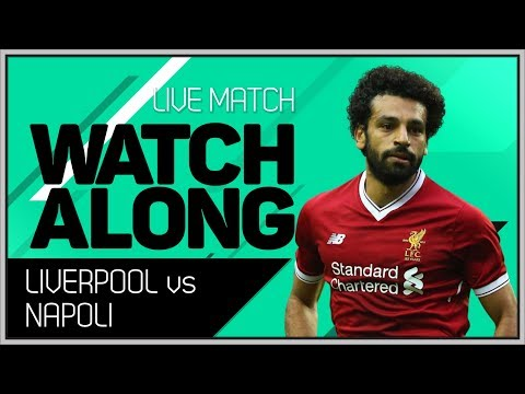 LIVERPOOL Vs NAPOLI LIVE Stream Watchalong | BARCELONA Vs TOTTENHAM