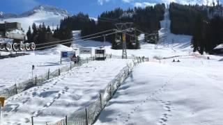 Schwarzsee En Hiver / Schwarzsee Im Winter