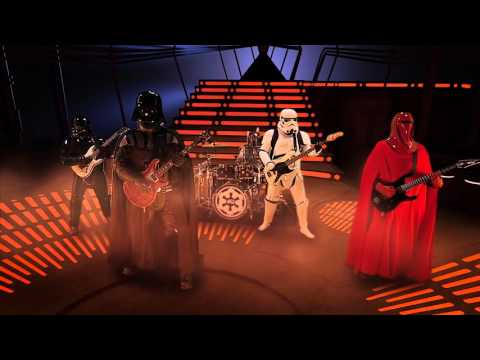 """John Williams  """"The Imperial March"""" Cover"""