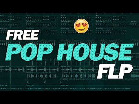 Free Pop House FLP: by EDGR [Only for Learn Purpose] (видео)