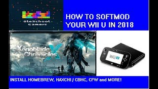 Video How to Softmod your WiiU in 2018 installing Homebrew, Haxchi (Part 1) MP3, 3GP, MP4, WEBM, AVI, FLV Februari 2019