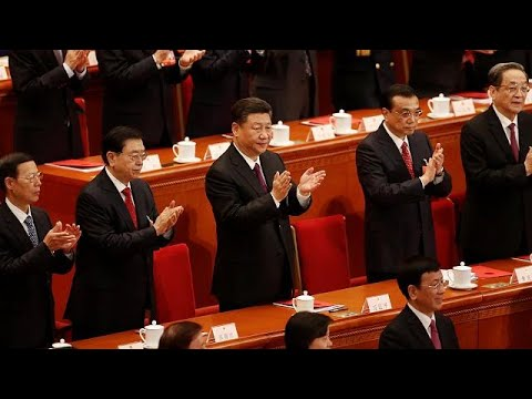 Volkskongress: China bekräftigt Kampf gegen Separatismus
