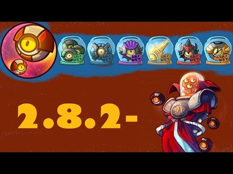 Item Guide: Voltar's Suicide Drones (Awesomenauts 2.8.2-)
