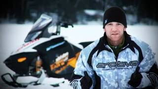 10. 2011 Ski-Doo MXZ TNT 800 ETEC Test Ride