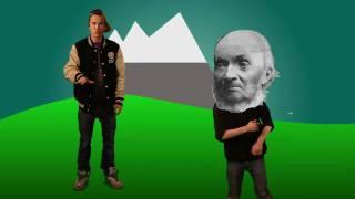 En rap om nynorske verb laget av Ole Kristian