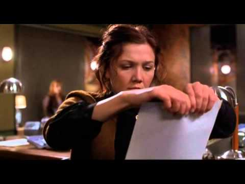 Secretary (2002) - James Spader - Maggie Gyllenhaal - Grammar Lessons