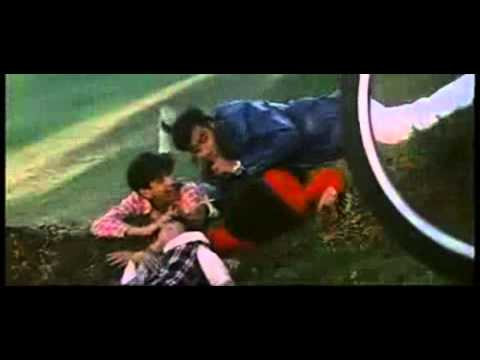 kaheen se aayi rani kaheen se aaya raja kajol ajay devgan song movie raju chacha HD.mp4