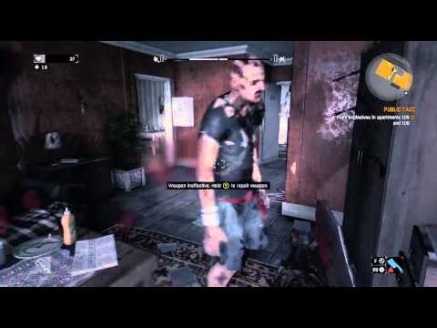Public Face Quest Walkthrough in Dying Light