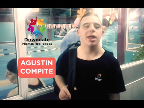 Watch video Agustín compite