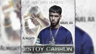 Anuel AA  Esta Cabron Ft Almighty COVER AUDIO 2016