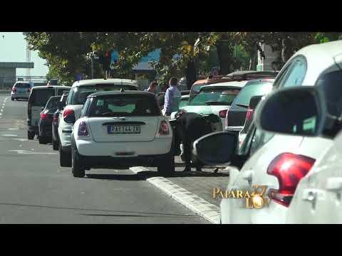 Teodora kažnjena zbog parkiranja na mestu za invalide