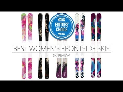 Best 2014 women Frontside skis