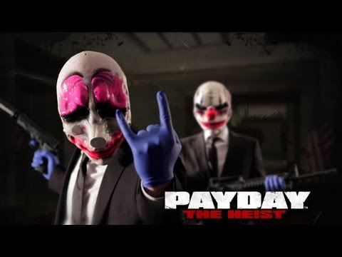 Payday The Heist - Casse avec Parano et Evolage