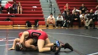 Tyler Grigg Warrensburg vs Mark Fiegenbaum Odessa 145 lbs