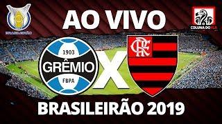 GRÊMIO X FLAMENGO AO VIVO | 33ª RODADA BRASILEIRÃO 2019 - NARRAÇÃO RUBRO-NEGRA