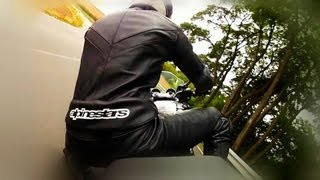 4. Suzuki Bandit 1200 #Eyes On Fire I GoPro HD Hero 2