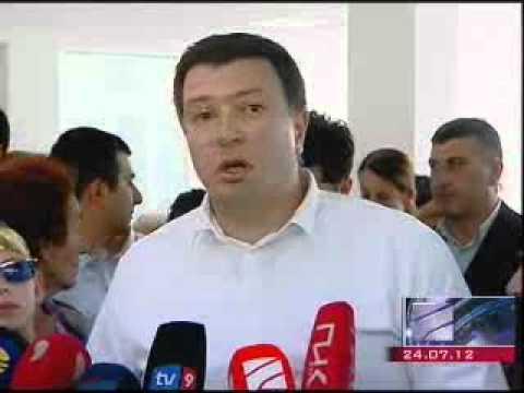 თბილისში კიდევ ერთი ახალი პოლიციის შენობა გაიხსნა