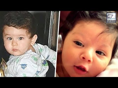 Taimur Ali Khan's Reaction On Watching Inaaya For