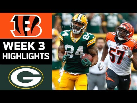 Video: Bengals vs. Packers | NFL Week 3 Game Highlights