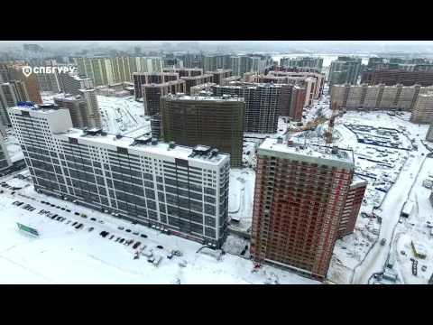 """Квартиры в ЖК """"Виктория"""" (Мурино) в (СПБ), Всеволожский район"""