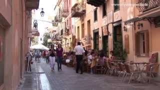 Nafplion Greece  city photos : Old Town of Nafplio, Peloponnes - Greece HD Travel Channel